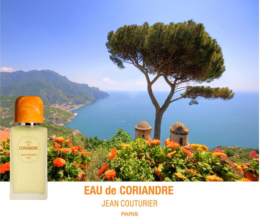 Bienvenue Sur Le Site Des Parfums Jean Couturier Coriandre